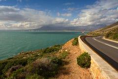 Oceaan landschap Stock Fotografie