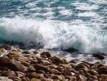 oceaan landschap Royalty-vrije Stock Fotografie