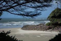 Oceaan landschap Royalty-vrije Stock Afbeeldingen