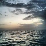 Oceaan mening Royalty-vrije Stock Fotografie