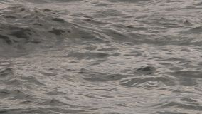 Oceaan overzeese oppervlakte stock footage