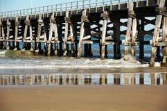 Oceaan Pijler stock afbeelding