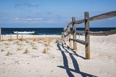 Oceaan sandunes Royalty-vrije Stock Afbeeldingen