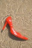 Oceaan Stiletto Royalty-vrije Stock Afbeeldingen
