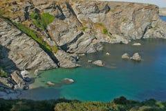 Oceaan strand Royalty-vrije Stock Fotografie
