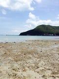 Oceaan strand Stock Foto