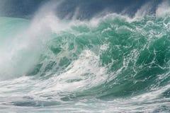 Oceaangolf Royalty-vrije Stock Foto's