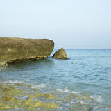 Oceaanklip Royalty-vrije Stock Foto