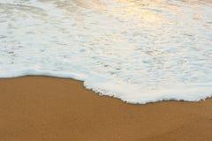 Oceaankust Vuurtoren van San Pedro de Moel royalty-vrije stock foto's