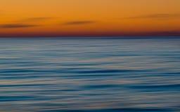 Oceaanonduidelijk beeld Stock Foto's