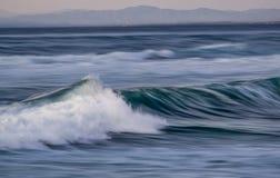 Oceaanonduidelijk beeld Stock Foto