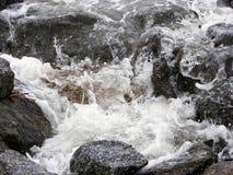 Oceaanonstuimigheid Stock Foto