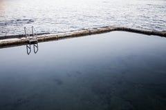 Oceaanpool Royalty-vrije Stock Afbeeldingen