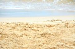 Oceaanstrand Stock Foto's