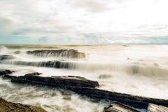 Oceaanstroom Stock Afbeeldingen