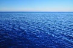 Oceaantextuur Stock Afbeelding