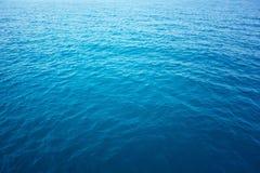 Oceaanwater Royalty-vrije Stock Foto