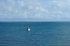 Ocean. Nice view at the open ocean Stock Photography