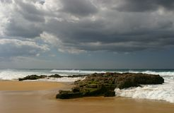 ocean. obraz stock