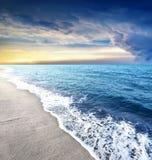 ocean. Zdjęcie Royalty Free