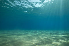 Free Ocean And Sun. Stock Image - 17522191
