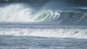 ocean błękitny fala zdjęcie wideo