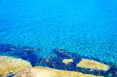 Ocean background Stock Photo