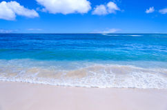 Ocean background Royalty Free Stock Images