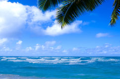 Ocean background Royalty Free Stock Photography