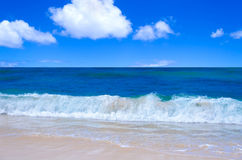 Ocean background Royalty Free Stock Photos