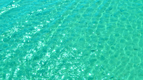 Ocean background turquoise water Stock Photos