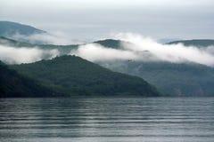 Ocean bay.Kamchatka. Royalty Free Stock Photos