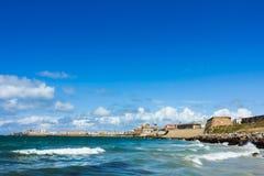 Ocean bay Royalty Free Stock Photo