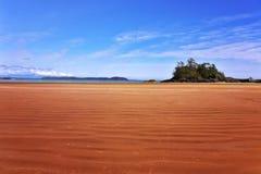 Ocean beach on island Royalty Free Stock Photos