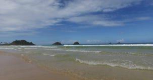 Ocean Beach stock video footage
