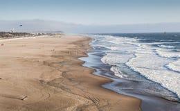 Ocean Beach, San Francisco California Royalty Free Stock Photos