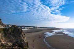 Ocean Beach, San Francisco royalty free stock photo