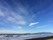 Ocean Beach Royalty Free Stock Image