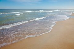 Ocean Beach Stock Photography