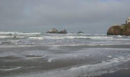 Ocean beach sanfrancicisco Stock Photo