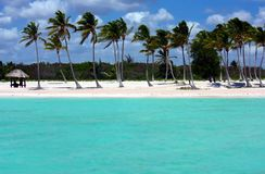 Ocean and beach scenery Stock Photos