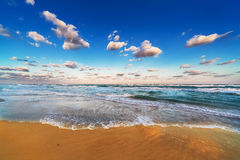 Ocean and beach Royalty Free Stock Image