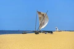 Ocean Beach Sri Lanka Royalty Free Stock Photos