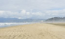 Ocean Beach State Beach, San Francisco. CA royalty free stock photo
