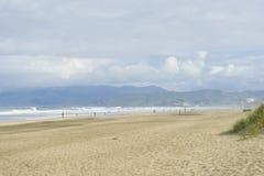 Ocean Beach State Beach, San Francisco. CA stock image