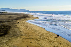 Ocean Beach Royalty Free Stock Photography
