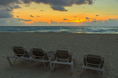 Ocean Beauty At Sunrise Royalty Free Stock Photo