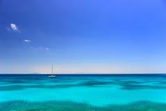Ocean blue Royalty Free Stock Image
