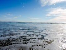 Ocean blue stock image