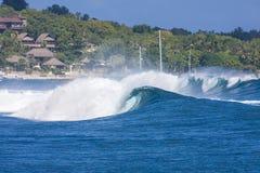 Ocean Blue Wave Royalty Free Stock Image